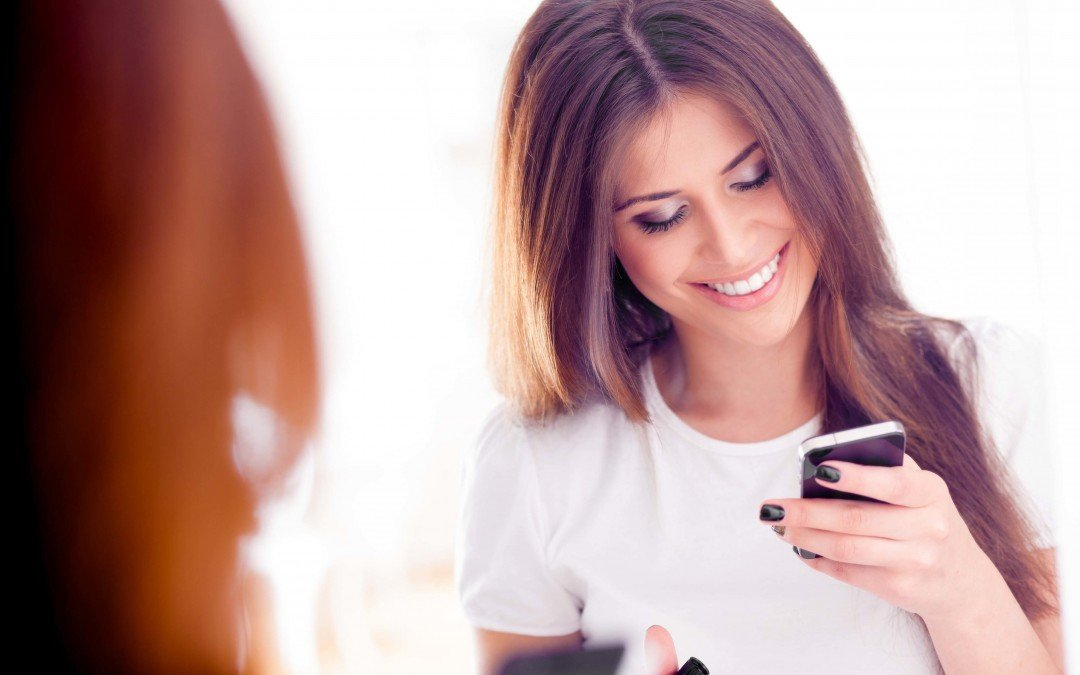 Is your phone causing wrinkles?