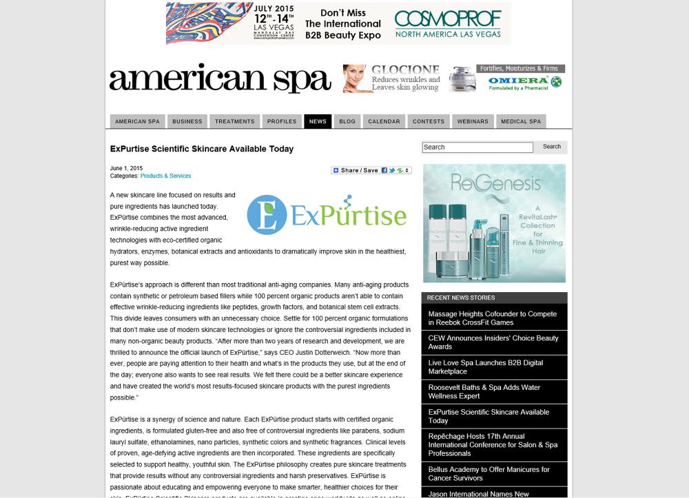 American-Spa