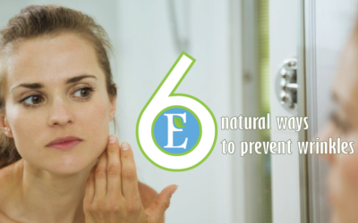 Six natural ways to prevent wrinkles
