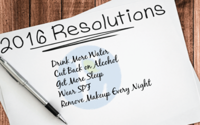 Top New Year's resolutions for your skin