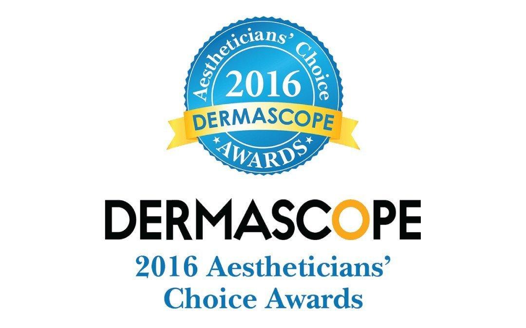 ExPürtise Wins Aestheticians' Choice Award