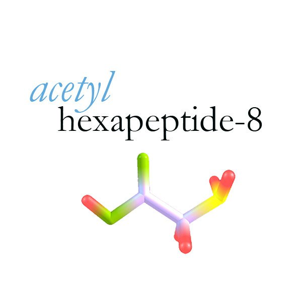 Image result for acetyl hexapeptide-8