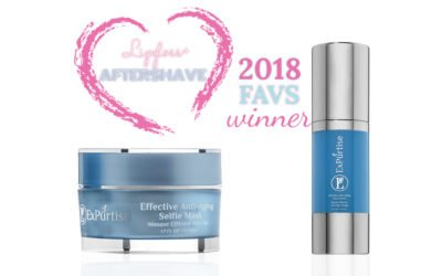 ExPürtise® Wins Two 2018 Lipgloss+Aftershave Fav Awards