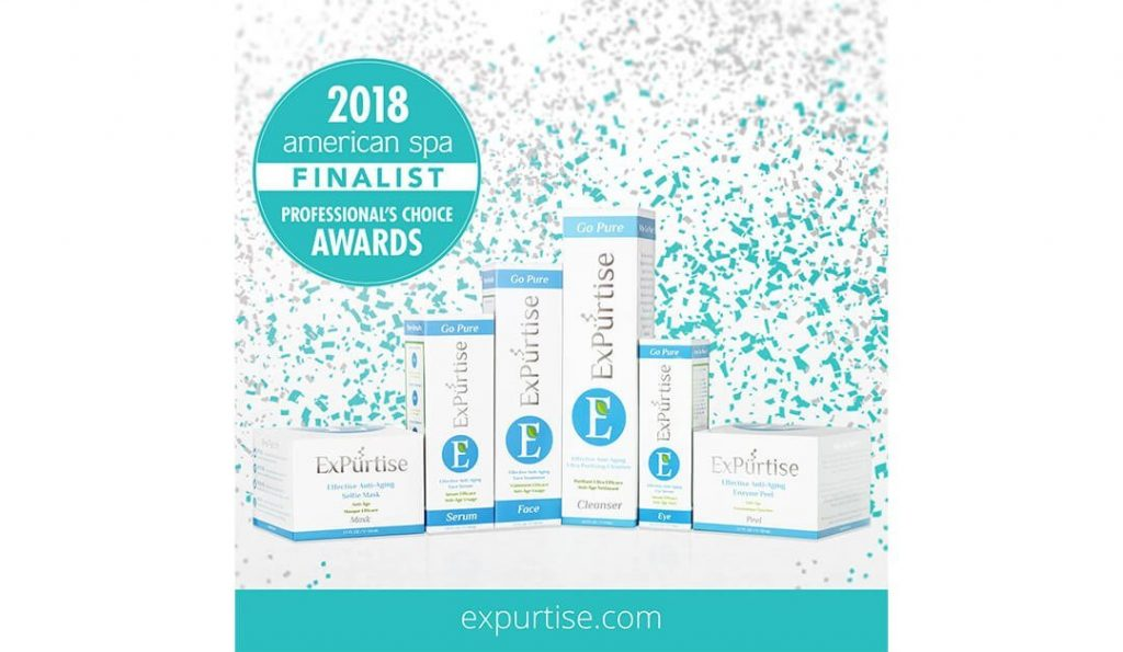 2018 American Spa Professional Choice Awards